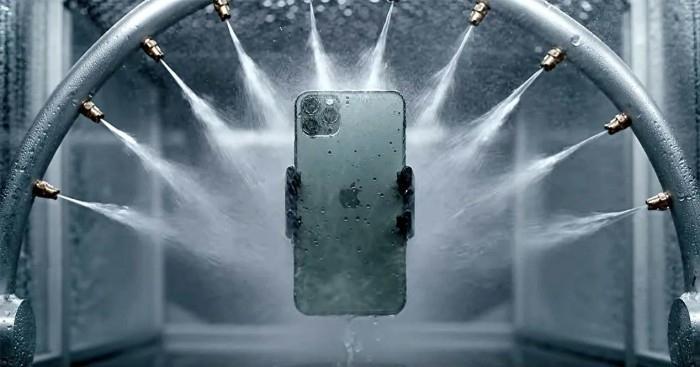 苹果因标注iPhone防水要求与免责条款不够清晰而被诉