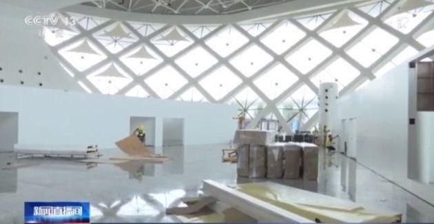 来探馆啦首届中国国际消费品博览会下周开幕