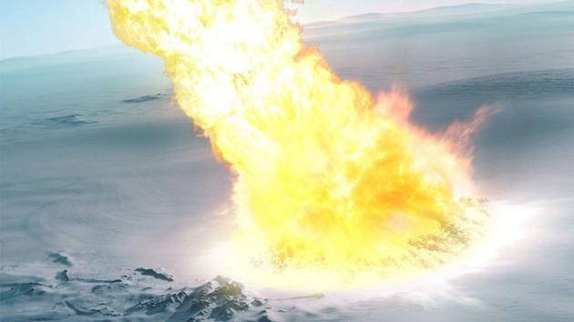 NASA模拟小行星撞击地球现行何技术都无法能够阻挡