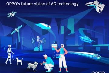 OPPO发布6G白皮书展望人工智能与通信互融未来